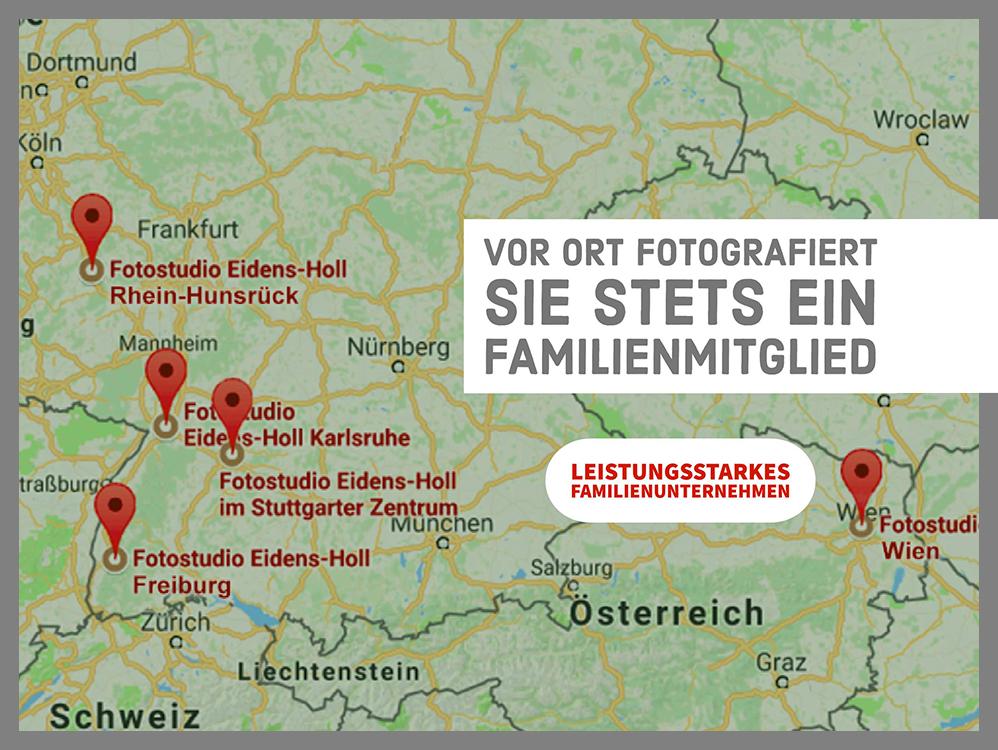 Fotografen Eidens-Holl Standorte