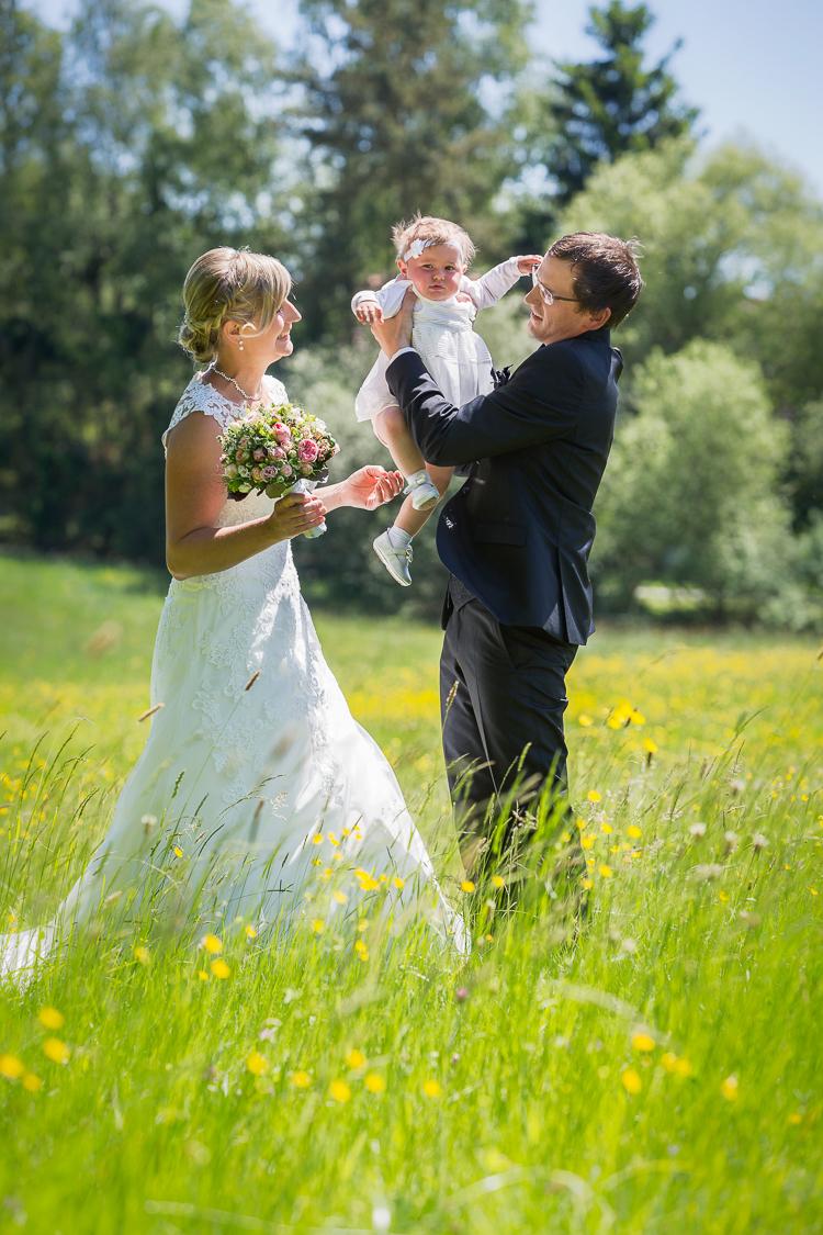 natürliche Hochzeitsfotos im Hunsrück