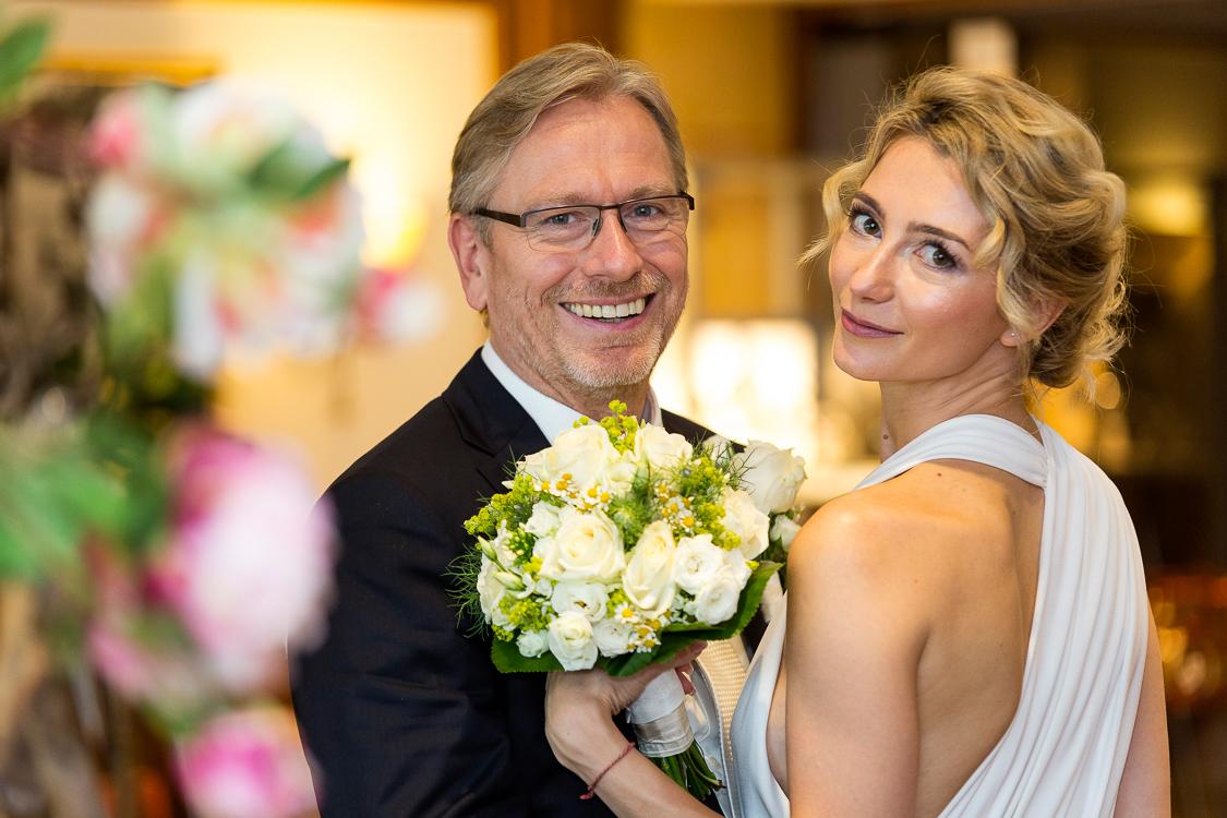 natürliche Brautpaarfotos Karlsruhe