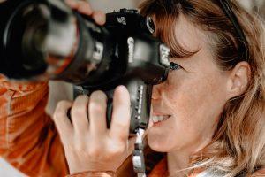 Stephanie Eidens-Holl, Profi-Fotografin