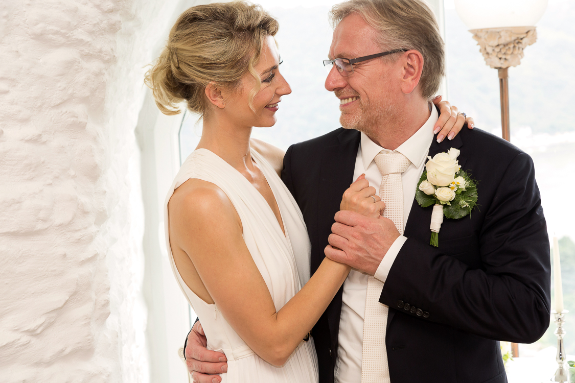 stilvoll heiraten auf Schloss Rheinfels