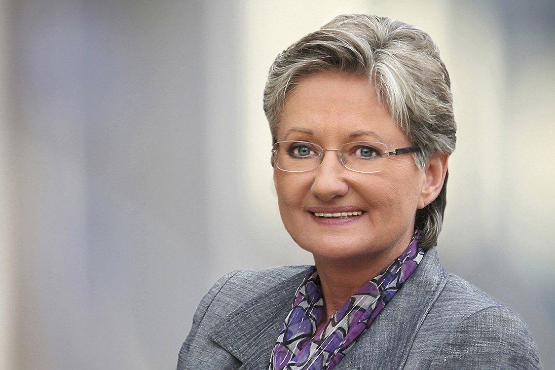 Claudia Schmied - Bundesminister a.D. Österreich