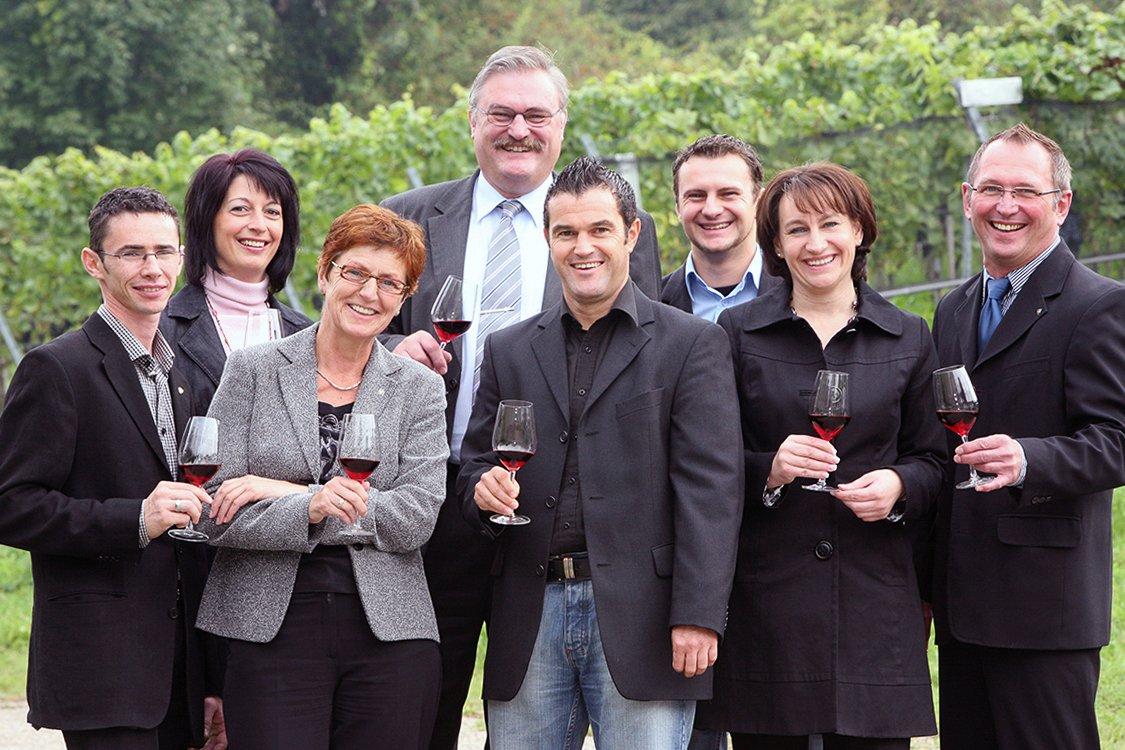 Team Badischer Weinbauverband