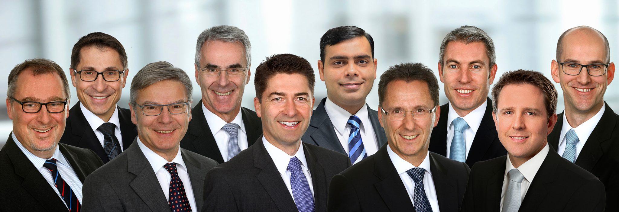 Team Führungskräfte