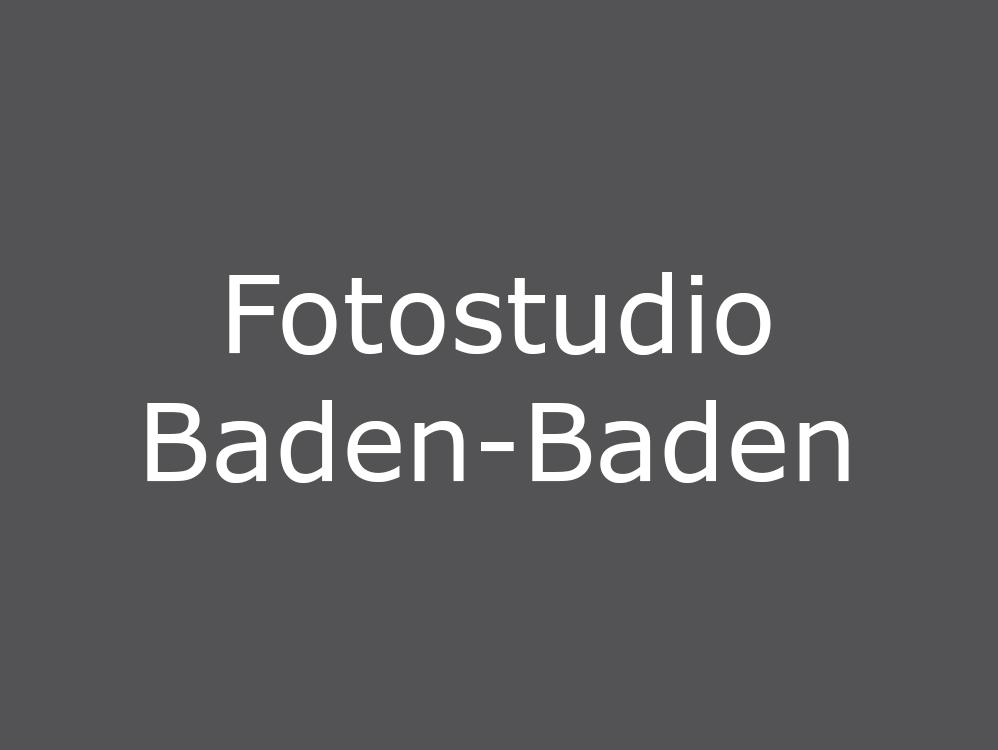 Ihre Fotografen in Baden-Baden