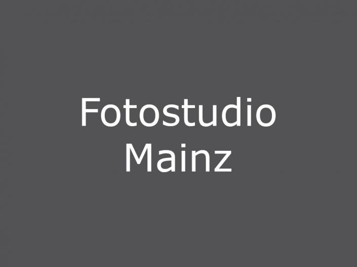Fotostudio Mainz