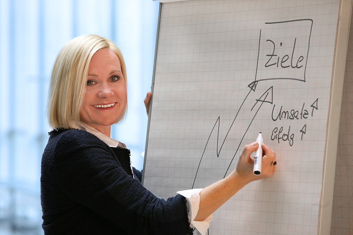 Frauen im Business-Meeting