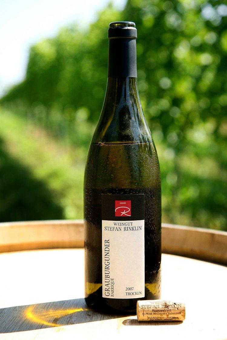 unser guter Badischer Wein
