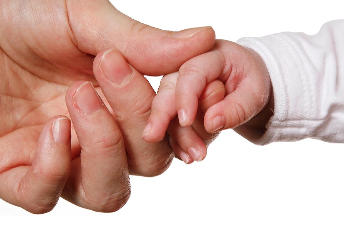 die kleine Hand