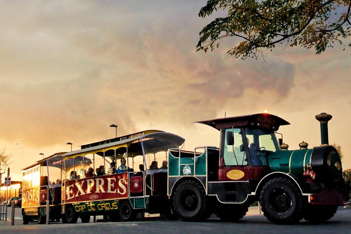 Touristenbahn Roses-Express