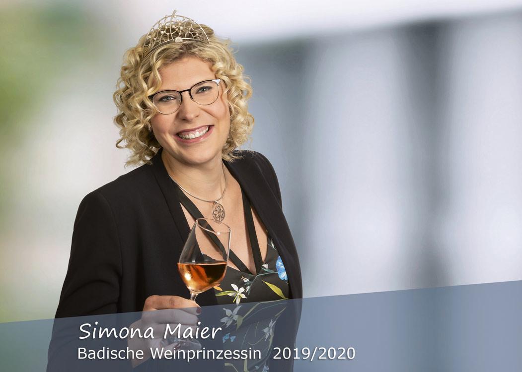 Simona_Maier_Badiscche WeinprinzessinSimona_Maier_Badiscche Weinprinzessin 2019 2020