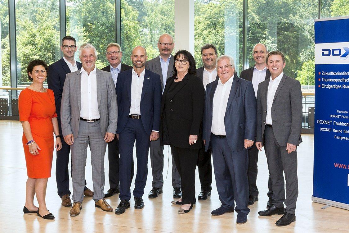 Doxnet Vorstand