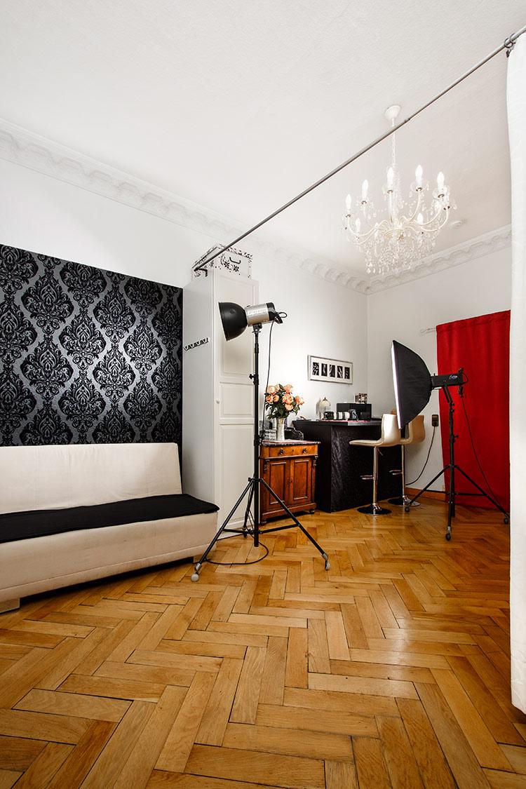 gemütliches-Fotostudio in Karlsruhe