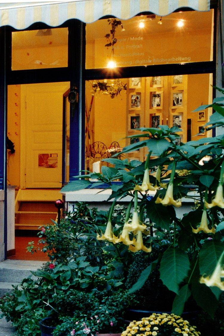 Fotostudio in Freiburg-Herdern von 1998-2014, in der Sandstraße.