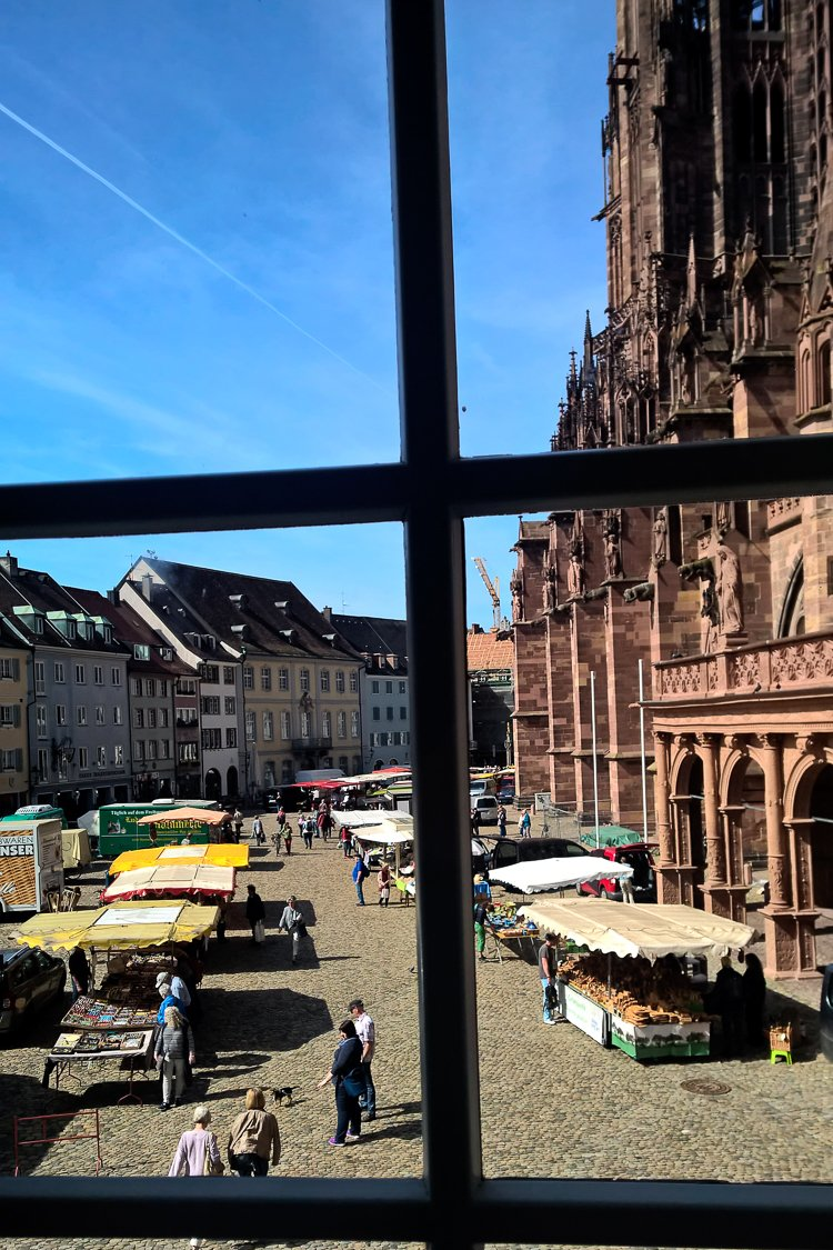 Fotoshootings in der freiburger Innenstadt seit 2015.