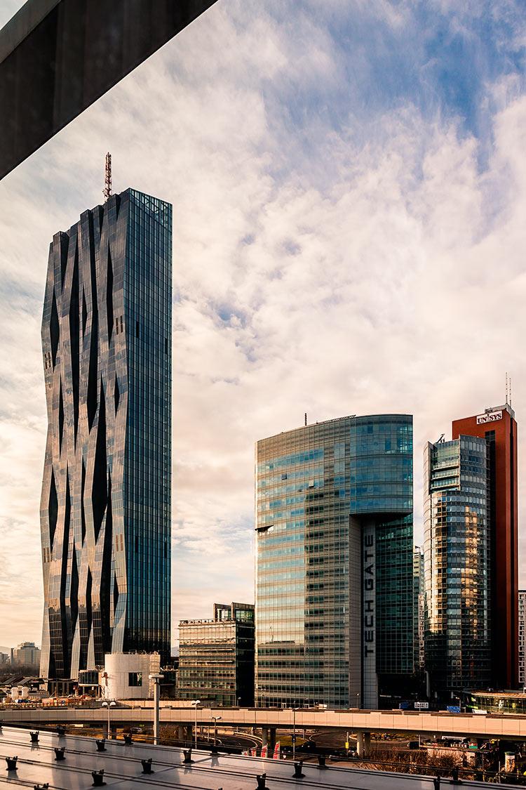 Tower Viena DC