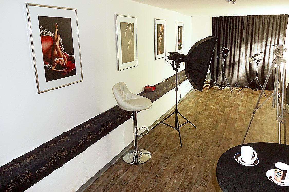 Fotostdio Eidens-Holl, Dörth Atelier-Raum II
