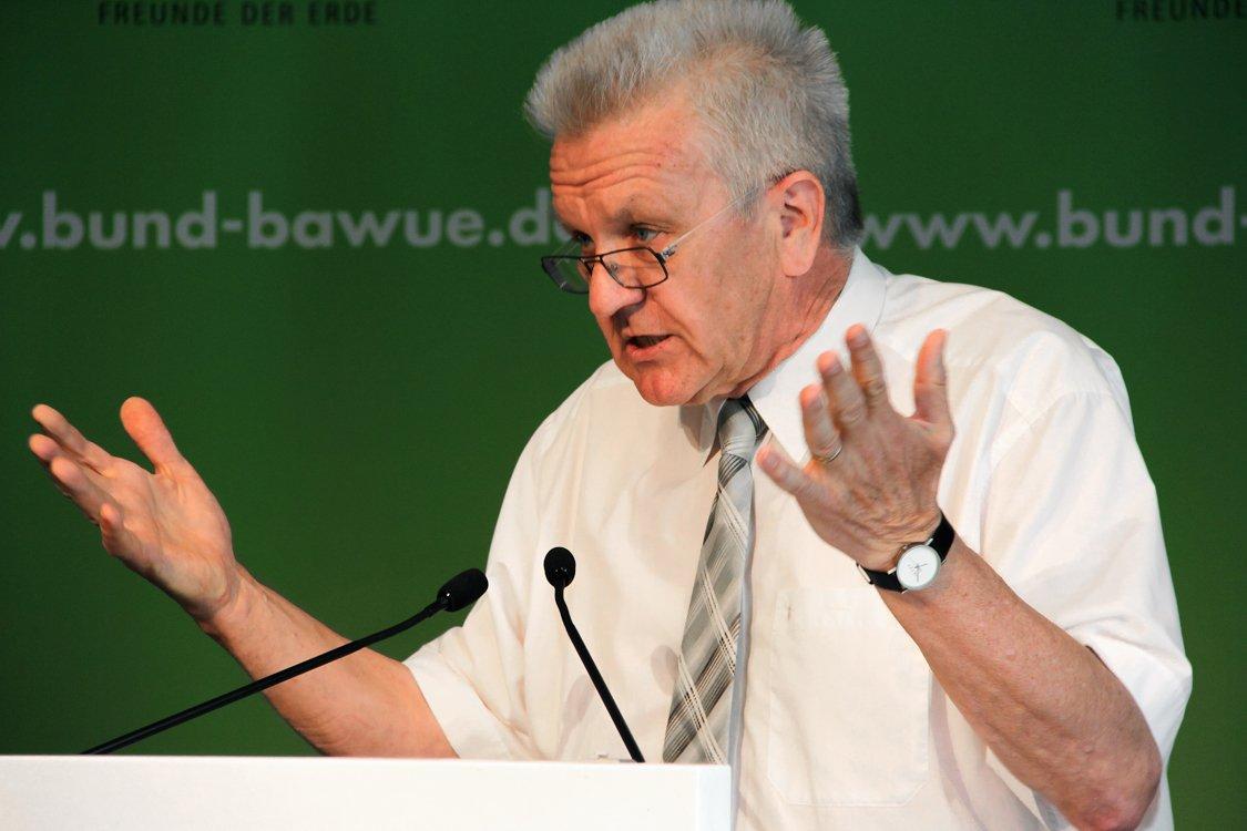 Rede Winfried Kretschmann