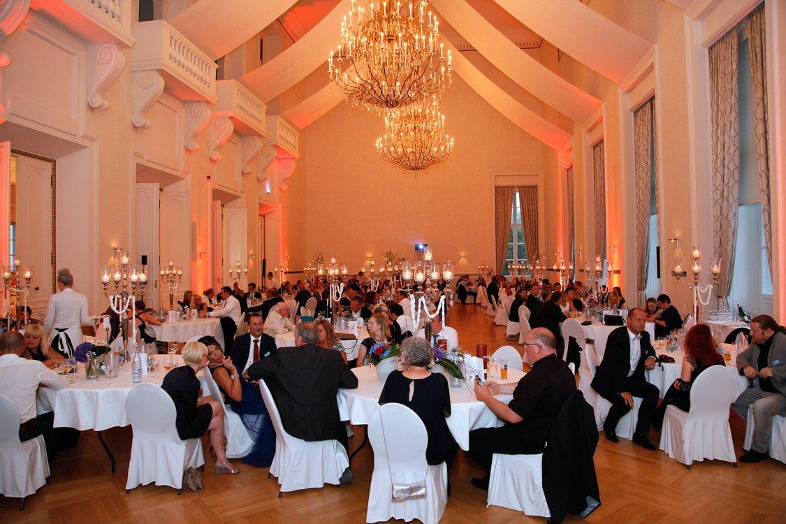 Veranstaltung im Schloss Koblenz Fotograf
