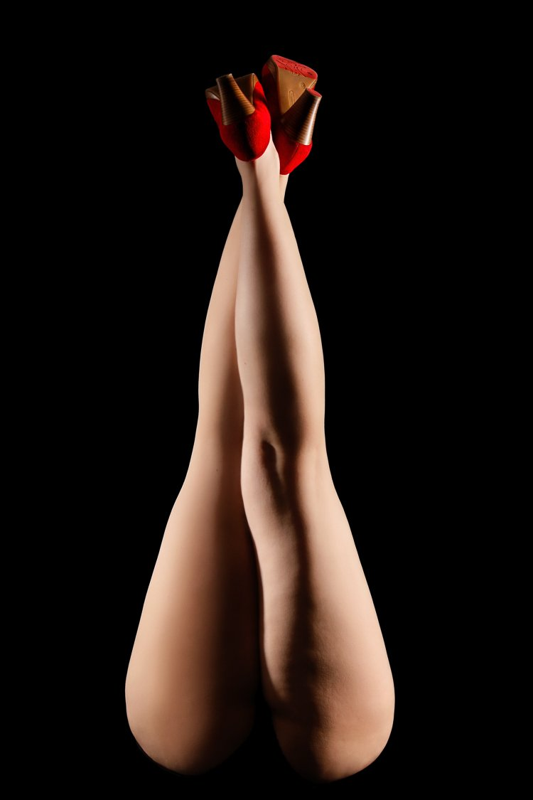 Sehr schöne Beine