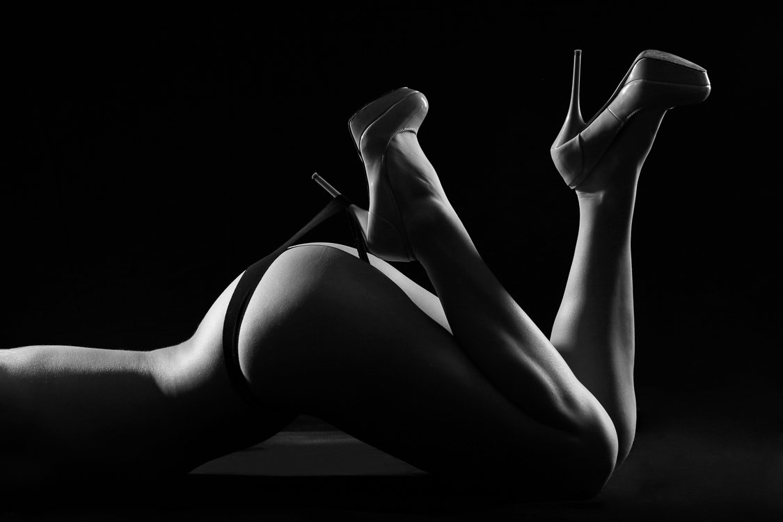 Erotisches Posing