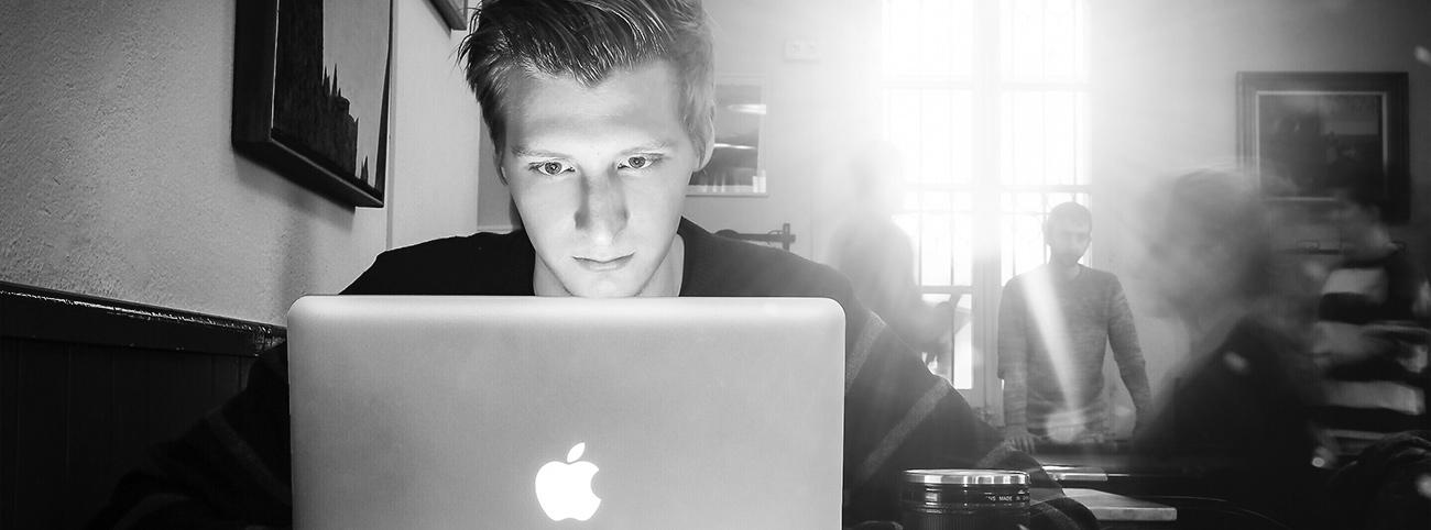 Fotoshooting: Hinter den Kulissen eines startups in Karlsruhe