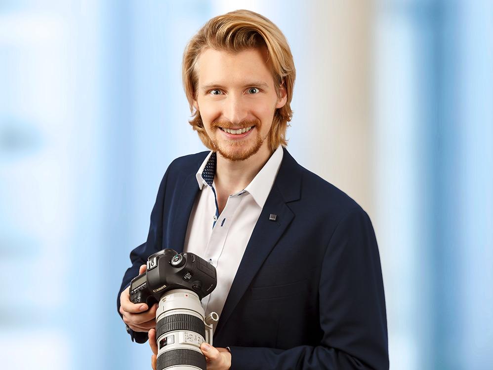 Dario Eidens-Holl, Fotograf