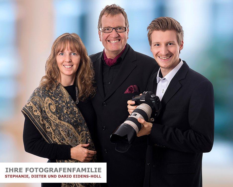 Foto der Familie Eidens-Holl