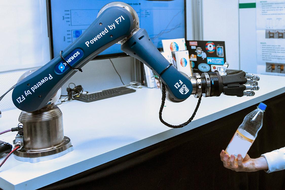 Roboter Greifarm