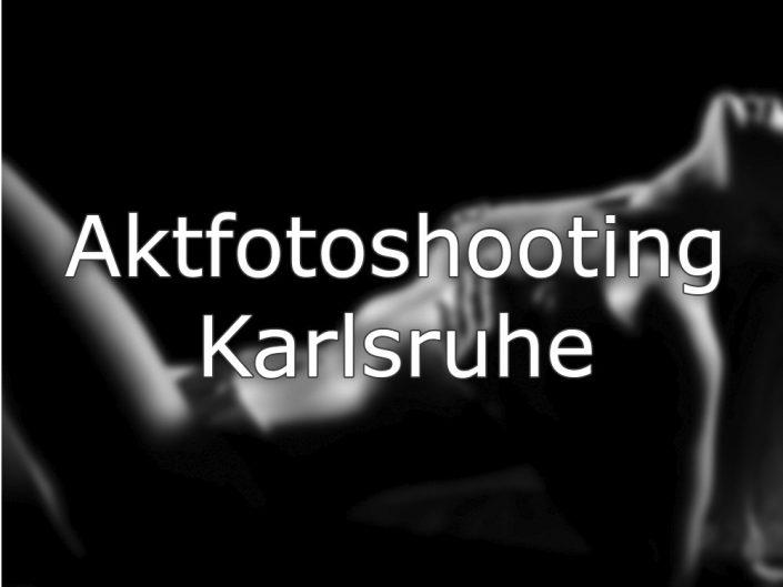 Dessous- / Aktfotos Karlsruhe