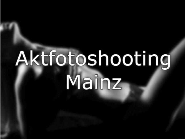 Dessous / Aktfotos Mainz