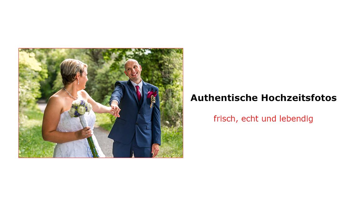 Hochzeitsbilder Triberg in der Natur