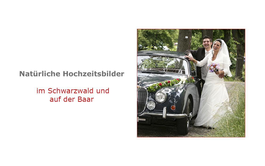 Professioneller Hochzeitsfotograf Bad Dürrheim