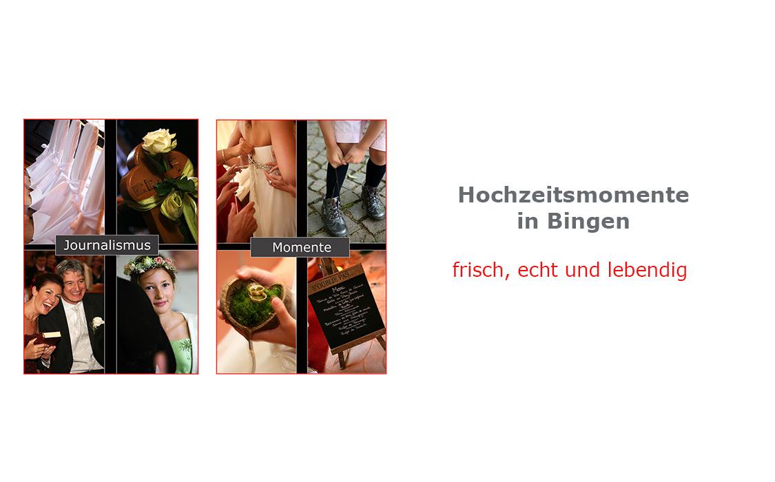 Professioneller Hochzeitsfoto aus Bingen