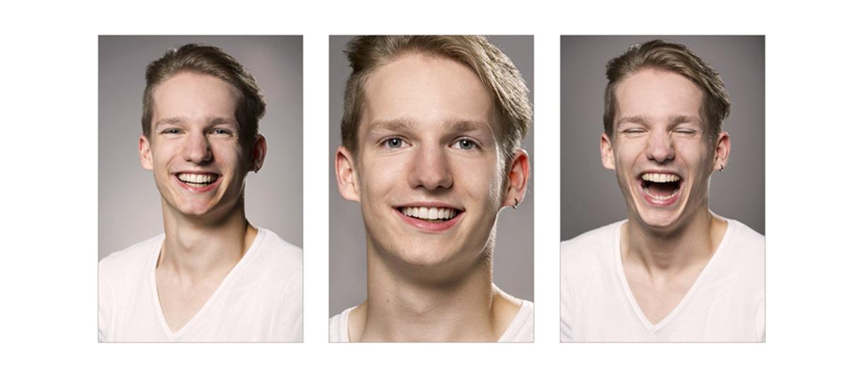 Portraitfotos junge Leute