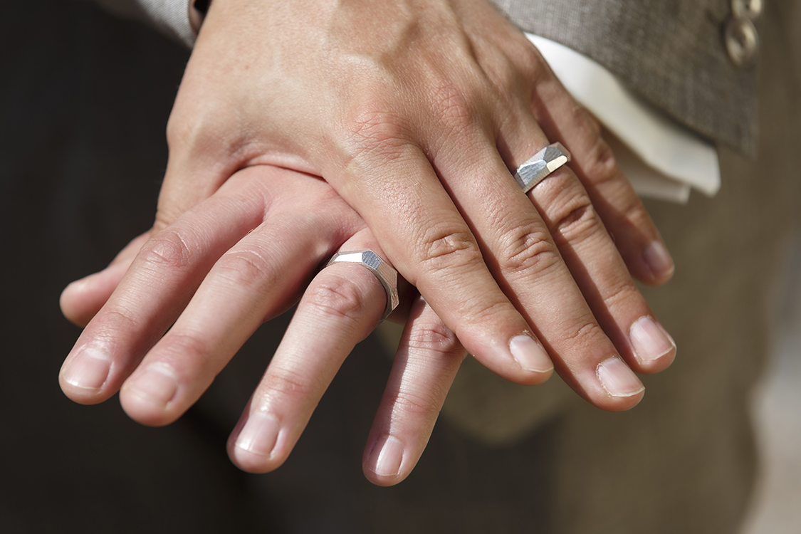 Ehe bei Männern