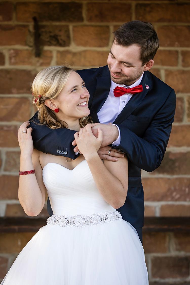 Hochzeitsfoto bei Waldbronn