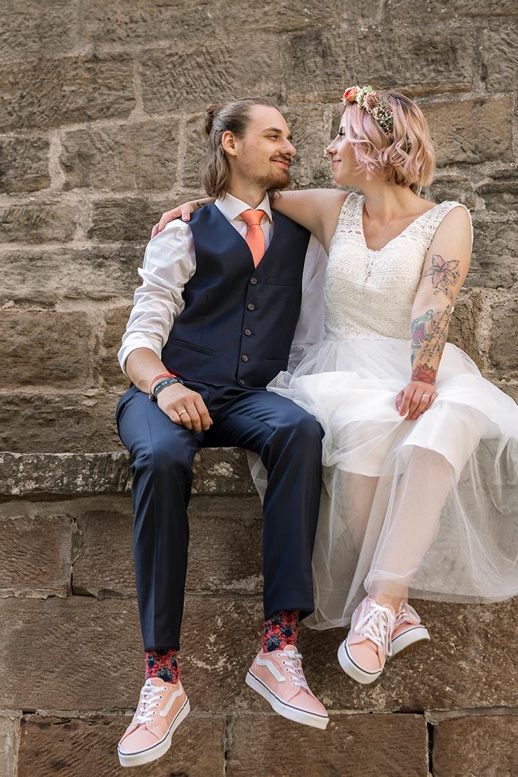 Hochzeitsfotografie nähe Schifferstadt