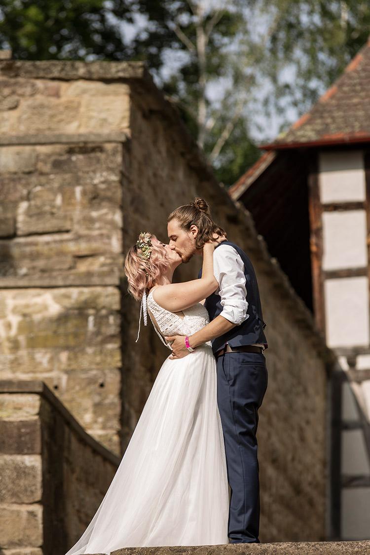Mayen Hochzeitsfotografie Brautpaar