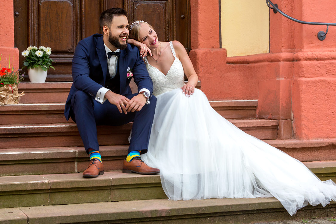 Pfinztal Fotograf Hochzeitbild