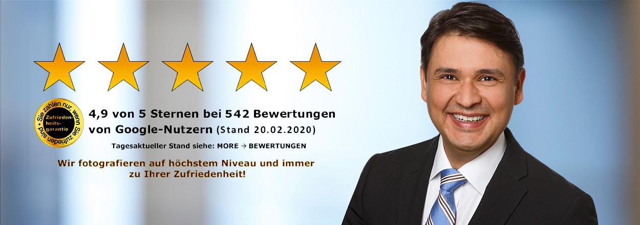 Bewerbungsfotos in Ingolstadt vom Businessfotografen
