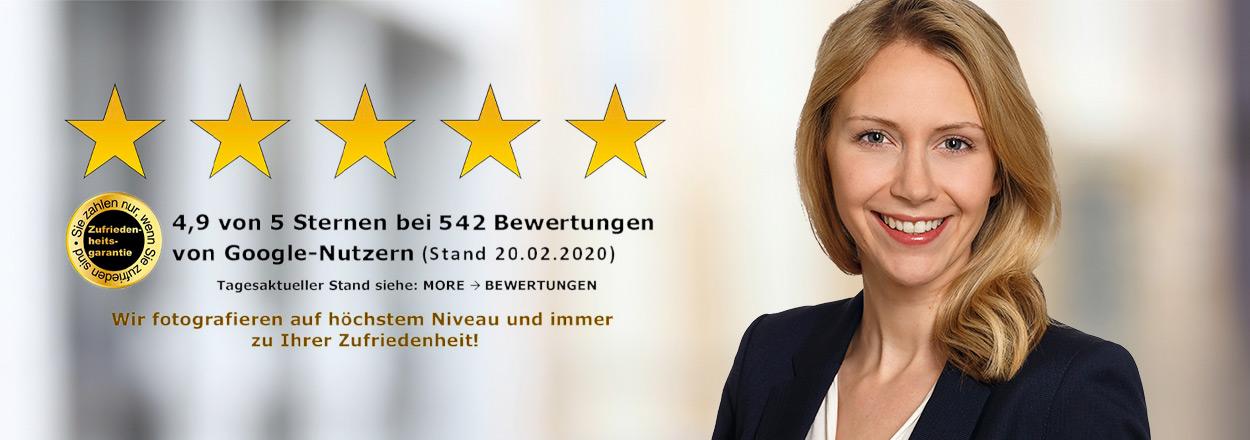 Bewerbungsfotos für beruflichen Erfolg in Mainz